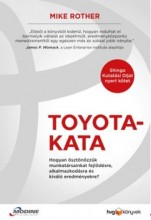TOYOTA-KATA - Ekönyv - ROTHER, MIKE