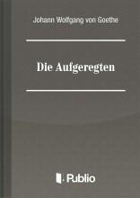Die Aufgeregten - Ekönyv - Johann Wolfgang von Goethe