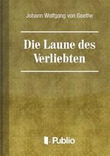 Die Laune des Verliebten - Ebook - Johann Wolfgang von Goethe