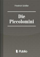 Die Piccolomini - Ekönyv - Friedrich Schiller