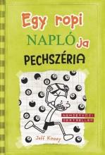 EGY ROPI NAPLÓJA 8. - PECHSZÉRIA - KÖTÖTT - Ekönyv - KINNEY, JEFF