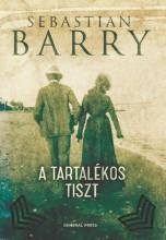 A TARTALÉKOS TISZT - Ekönyv - BARRY, SEBASTIAN