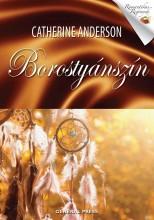BOROSTYÁNSZÍN - ROMANTIKUS REGÉNYEK - - Ekönyv - ANDERSON, CATHERINE