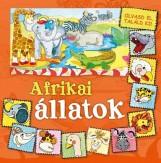 AFRIKAI ÁLLATOK - OLVASD EL, TALÁLD KI! - Ekönyv - VENTUS LIBRO KIADÓ
