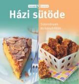 HÁZI SÜTÖDE - RECEPTVARÁZS - Ekönyv - TARSAGO MAGYARORSZÁG KFT.
