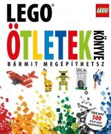 LEGO - ÖTLETEK KÖNYVE - BÁRMIT MEGÉPÍTHETSZ - Ekönyv - HVG KIADÓI ZRT.