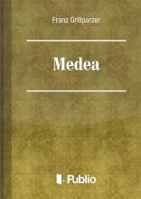 Medea - Ekönyv - Franz Grillparzer