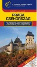 PRÁGA, CSEHORSZÁG - CARTOGRAPHIA ÚTIKÖNYV + TÉRKÉP - Ekönyv - CARTOGRAPHIA KFT.