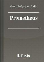 Prometheus - Ekönyv - Johann Wolfgang von Goethe