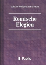 Roemische Elegien - Ekönyv - Johann Wolfgang von Goethe