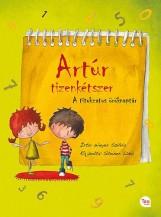 ARTÚR TIZENKÉTSZER - A TITOKZATOS ÖRÖKNAPTÁR - Ekönyv - WEYER SZILVIA-STEINER LÍDIA