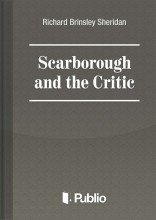 Scarborough and the Critic - Ekönyv - Richard Brinsley Sheridandan