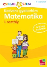 KEDVENC GYAKORLÓM - MATEMATIKA 1. OSZTÁLY A 20-AS SZÁMKÖR - Ekönyv - TESSLOFF ÉS BABILON KIADÓI KFT.