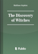 The Discovery of Witches - Ebook -  Matthew Hopkins