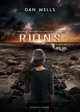RUINS - ROMOK - Ekönyv - WELLS, DAN