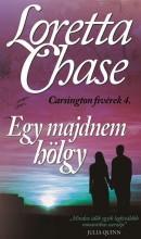 EGY MAJDNEM HÖLGY - CARSINGTON FIVÉREK 4. - Ekönyv - CHASE, LORETTA