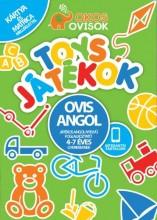 TOYS - JÁTÉKOK - OVIS ANGOL - JÁTÉKOS ANGOL NYELVŰ FOGLALKOZTATÓ - Ekönyv - GREEN RABBIT KIADÓ