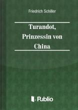 Turandot, Prinzessin von China - Ekönyv - Friedrich Schiller