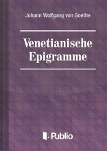 Venetianische Epigramme - Ekönyv - Johann Wolfgang von Goethe