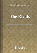 The Rivals  - Ebook - Richard Brinsley Sheridan