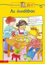 AZ ÓVODÁBAN - BARÁTNŐM, BORI FOGLALKOZTATÓ - Ekönyv - MANÓ KÖNYVEK