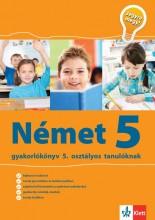 NÉMET 5 GYAKORLÓKÖNYV - JEGYRE MEGY! - Ekönyv - GYURIS EDIT, SÁRVÁRI TÜNDE