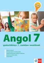 ANGOL 7 GYAKORLÓKÖNYV - JEGYRE MEGY! - Ekönyv - KLETT KIADÓ