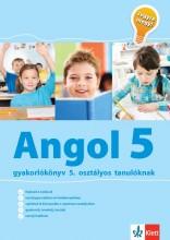 ANGOL 5 GYAKORLÓKÖNYV - JEGYRE MEGY! - Ekönyv - KLETT KIADÓ