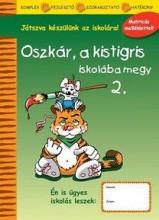 OSZKÁR, A KISTIGRIS ISKOLÁBA MEGY 2. - Ekönyv - MRO HISTORIA KÖNYVKIADÓ