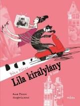 LILA KIRÁLYLÁNY - Ekönyv - DÓKA PÉTER