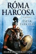 ÉSZAK FARKASAI - RÓMA HARCOSA 5. KÖNYV - Ekönyv - SIDEBOTTOM, HARRY