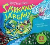 SÁRKÁNYJÁRGÁNY - CD MELLÉKLETTEL - Ekönyv - RUTKAI BORI