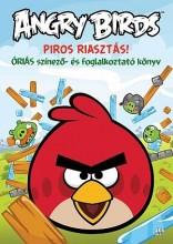 ANGRY BIRDS - PIROS RIASZTÁS! - ÓRIÁS SZÍNEZŐ- ÉS FOGLALKOZTATÓ - Ebook - JCS MÉDIA KFT