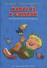 MARCI ÉS A GALIBÁK - KÉKMANÓ, A FŐNYEREMÉNY 2. - Ekönyv - K.LÁSZLÓ SZILVIA