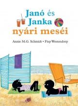 JANÓ ÉS JANKA NYÁRI MESÉI - Ekönyv - SCHMIDT, ANNIE M.G. - WESTENDORP, FIEP