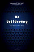 AZ ŐSI TÖRVÉNY - Ekönyv - DRUON, MAURICE