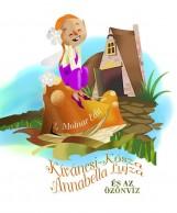 KÍVÁNCSI-KÓSZA ANNABELLA LUJZA ÉS AZ ÖZÖNVÍZ - Ekönyv - L. MOLNÁR EDIT