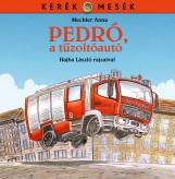 PEDRÓ, A TŰZOLTÓAUTÓ - Ekönyv - MECHLER ANNA