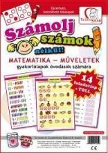 SZÁMOLJ SZÁMOK NÉLKÜL - ÚJRAÍRHATÓ FELADATLAPOK+TOLL - Ekönyv - DEÁKNÉ B. KATALIN