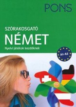 SZÓRAKOSGATÓ NÉMET NYELVI JÁTÉKOK KEZDŐKNEK - PONS - Ekönyv - KLETT KIADÓ