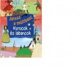 KURUCOK ÉS LABANCOK - JÁTSSZ A MÚLTBAN! - Ekönyv - VENTUS LIBRO KIADÓ