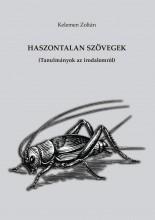 HASZONTALAN SZÖVEGEK (TANULMÁNYOK AZ IRODALOMRÓL) - Ekönyv - KELEMEN ZOLTÁN