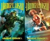 HARAGOS VIZEKEN I-II. - Ekönyv - LŐRINCZ L. LÁSZLÓ