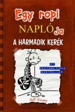 EGY ROPI NAPLÓJA 7. - A HARMADIK KERÉK - KÖTÖTT - Ekönyv - KINNEY, JEFF