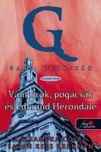 VÁMPÍROK, POGÁCSÁK ÉS EDMUND HERONDALE - KÖTÖTT (BANE KRÓNIKÁK 3.) - Ekönyv - CLARE, CASSANDRA & BRENNAN, SARAH REES &