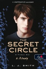 THE SECRET CIRCLE - A TITKOS KÖR 2. - A FOGOLY - FŰZÖTT - Ekönyv - SMITH, L.J.