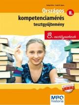 ORSZÁGOS KOMPETENCIAMÉRÉS TESZTGYŰJT. 8. OSZT. II. - ÚJ!! - Ekönyv - BALOGH ERIKA - SZABÓ M. ÁGNES