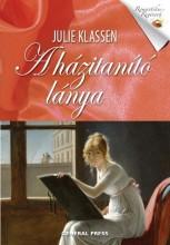 A HÁZITANÍTÓ LÁNYA - ROMANTIKUS REGÉNYEK - - Ekönyv - KLASSEN, JULIE