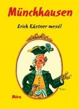 MÜNCHHAUSEN - ERICH KÄSTNER MESÉL - Ekönyv - KÄSTNER, ERICH
