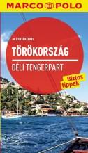 TÖRÖKORSZÁG - DÉLI TENGERPART - ÚJ MARCO POLO - Ekönyv - CORVINA KIADÓ